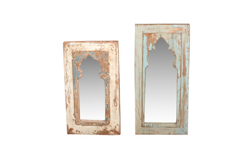 Mirrors - Hanging Distressed