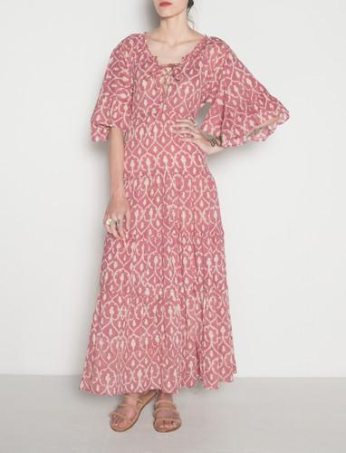 6M Dress Rasberry