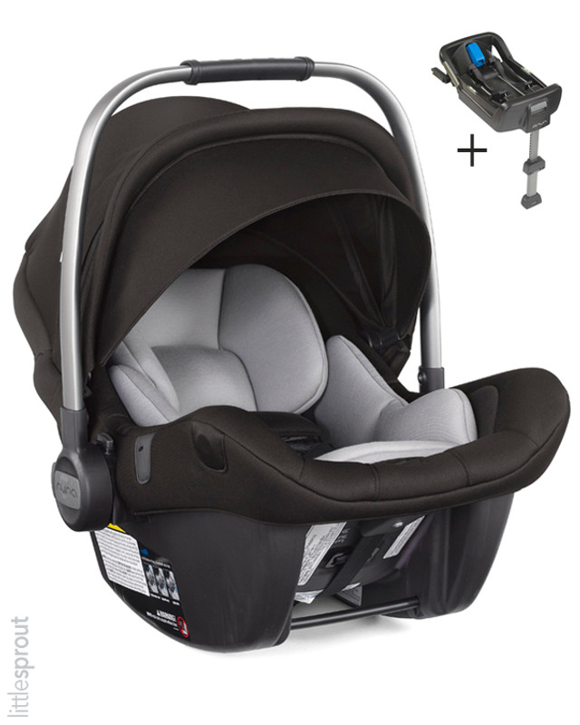 Nuna® PIPA™ Infant Car  Seat + Base
