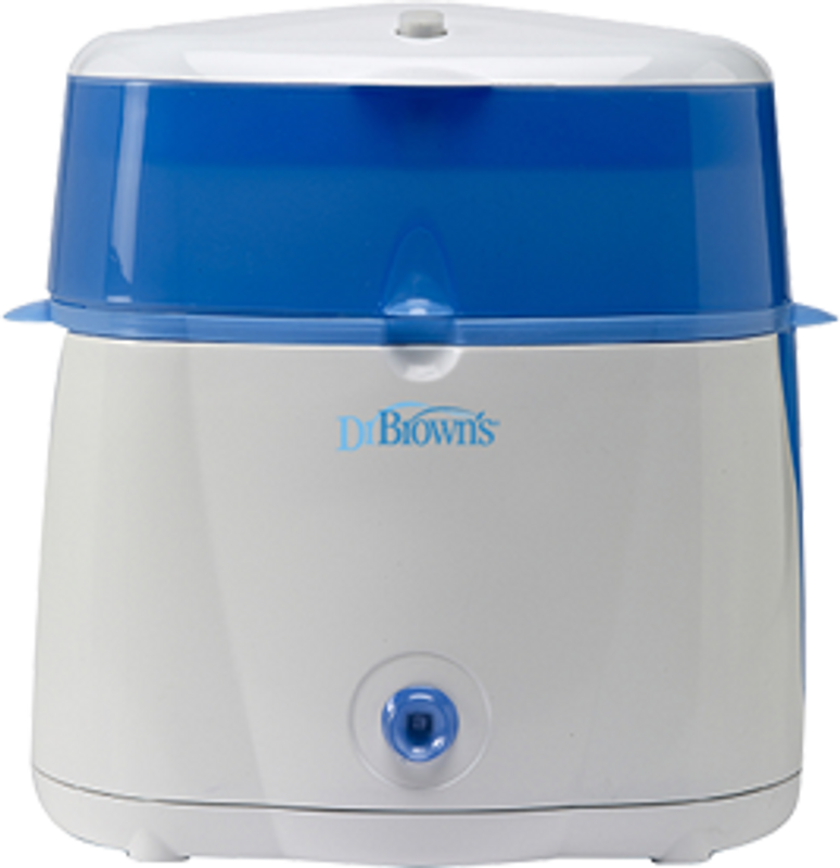 Dr. Brown's Natural Flow® BPA-Free Electric Countertop Sterilizer, BPA-Free