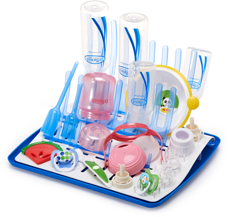 Dr. Brown's BPA-Free Universal Drying Rack