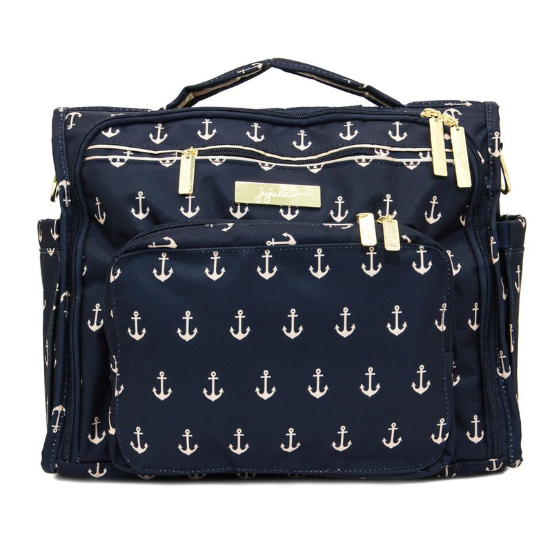 "Ju-Ju-Be ""BFF"" Diaper Bag, LEGACY NAUTICAL Prints"