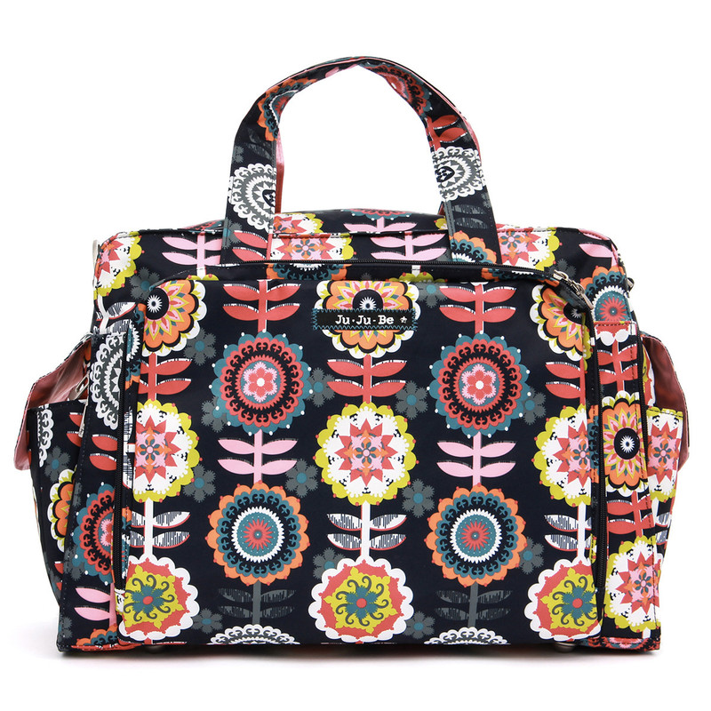 "Ju-Ju-Be ""Be Prepared"" Diaper Bag, CLASSIC Prints"