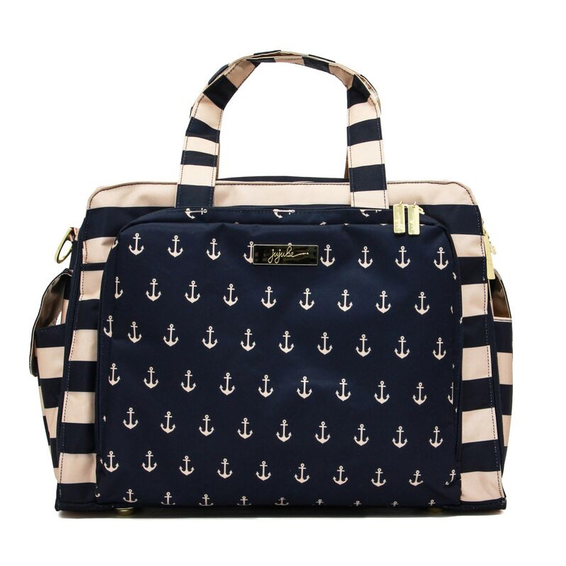 "Ju-Ju-Be ""Be Prepared"" Diaper Bag, LEGACY NAUTICAL Prints"