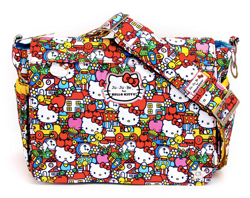 "Ju-Ju-Be ""Better Be"" Diaper Bag, HELLO KITTY Prints"