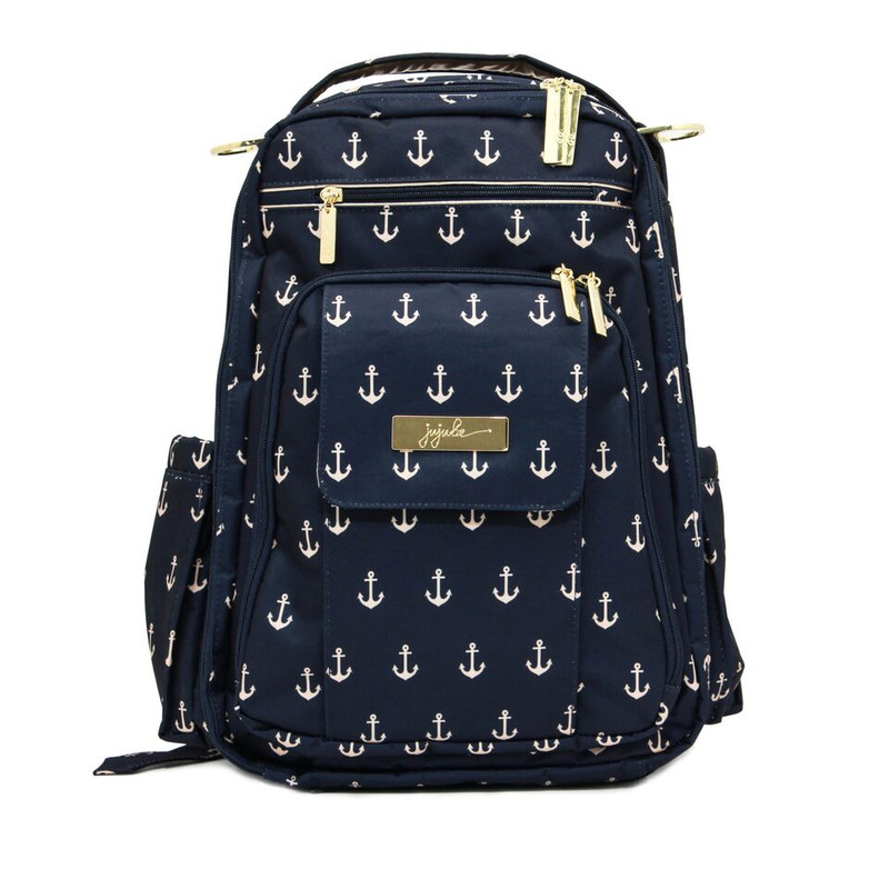 "Ju-Ju-Be ""Be Right Back"" Diaper Bag, LEGACY NAUTICAL Prints"