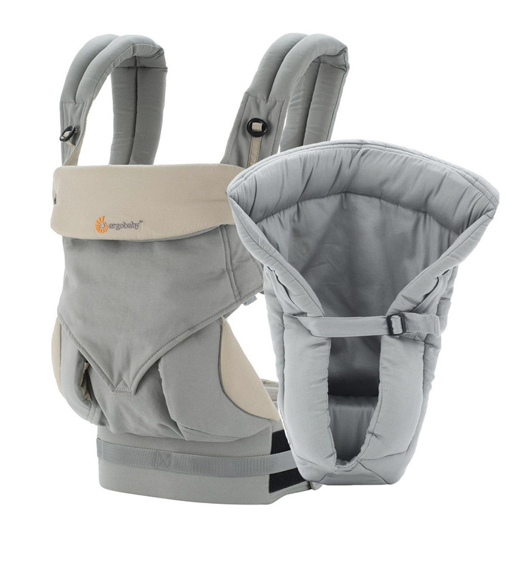 Ergobaby 4-Position 360 Carrier Bundle of Joy