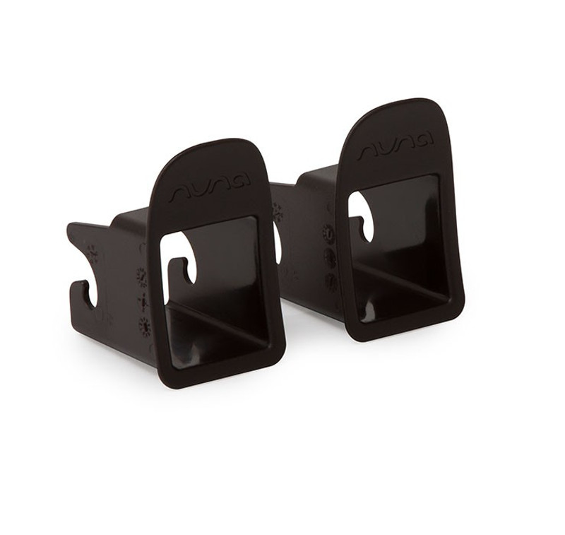 NUNA® PIPA™ Car Seat Latch Guides