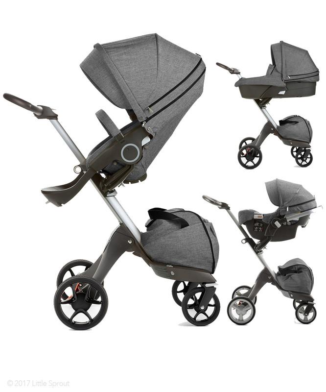 Stokke® Xplory® V5 Complete Stroller