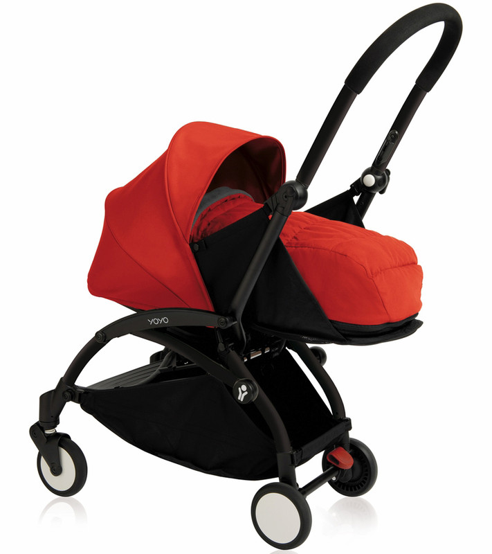 Babyzen Yoyo+ 0+ Newborn Complete Stroller with Carry Cot, Rain Cover & Carry Bag
