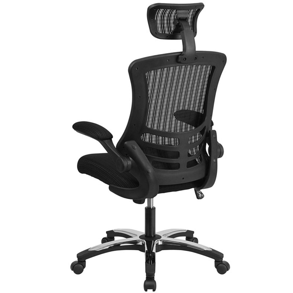 Flash Furniture High Back Black Mesh Executive Swivel