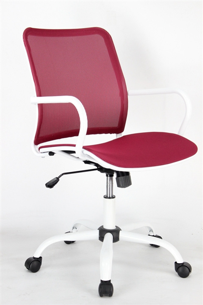 Fine Mod Spare Office Chair, Red