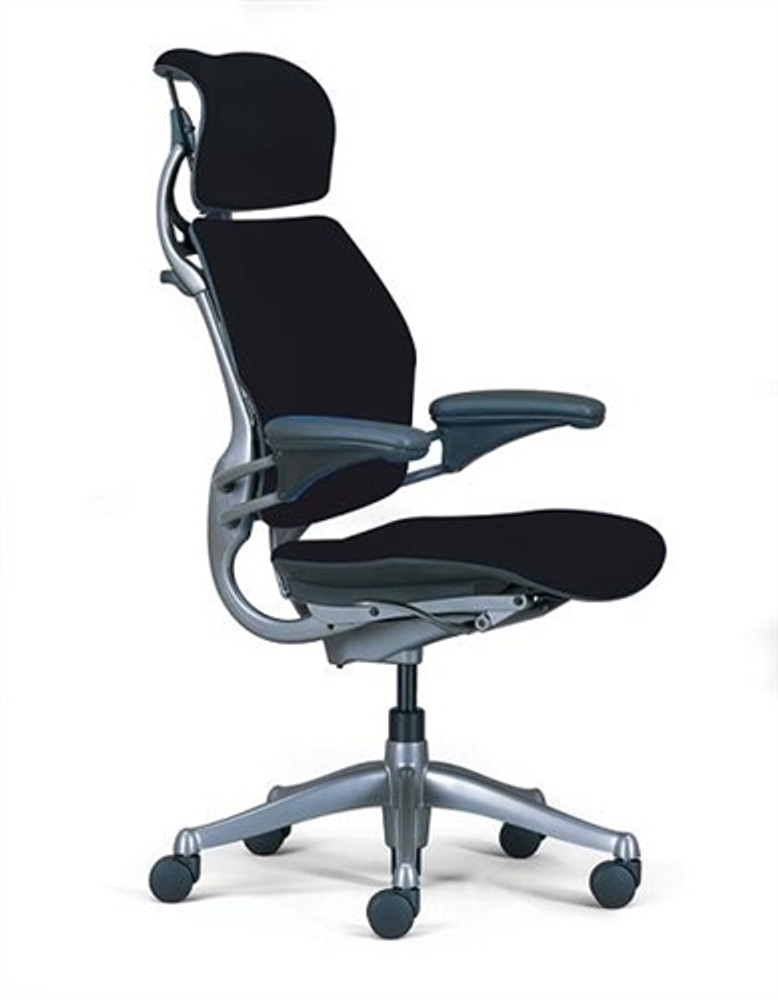 Humanscale Freedom Chair Fully Adjustable Model With Headrest BRAND NEW 2018 Model