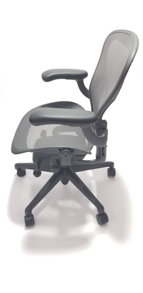 Herman Miller Aeron Chair V2 With Fully Adjustable Arms
