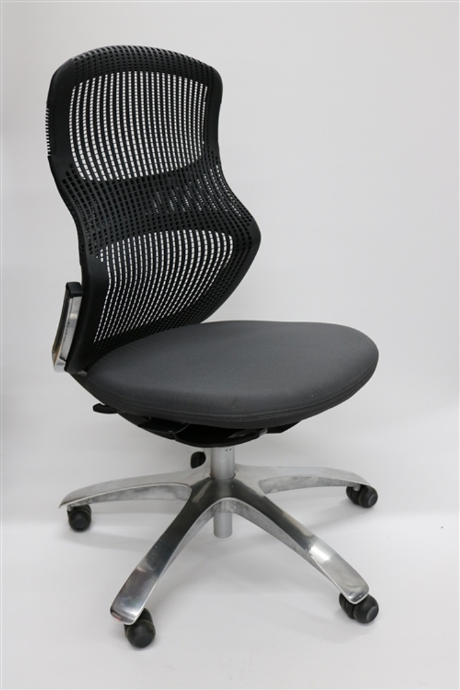 Knoll Generation Chair No Arms Seatingmind