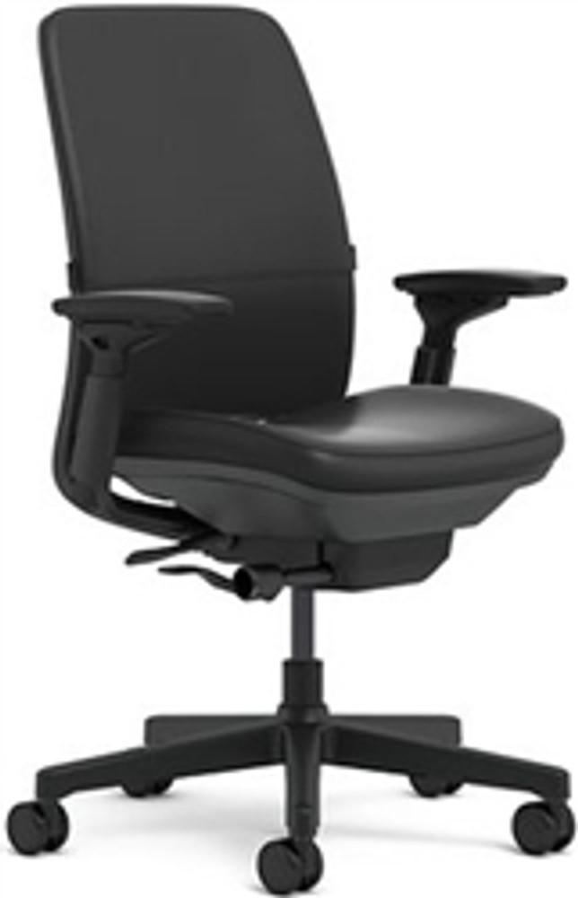 Steelcase Amia Chair Fully Adjustable Model Leather