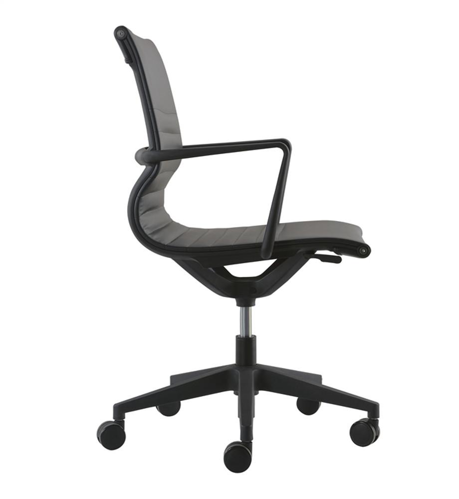 setu office chair. Eurotech Kinetic Setu Office Chair In Black Vinyl S