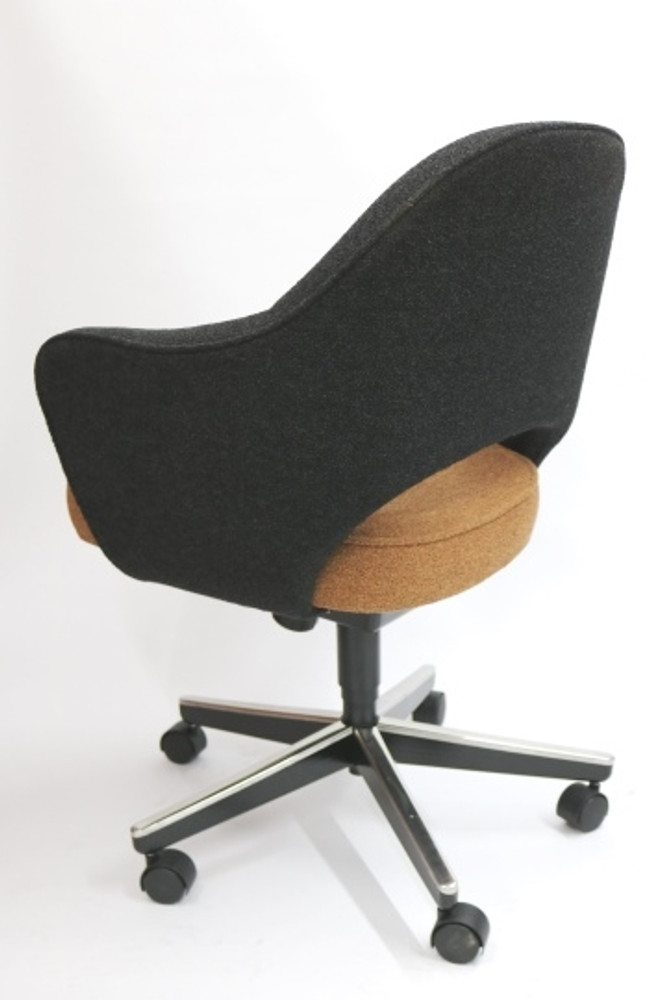 Charming ... Knoll Eero Saarinen Executive Armchair With Swivel Base ...