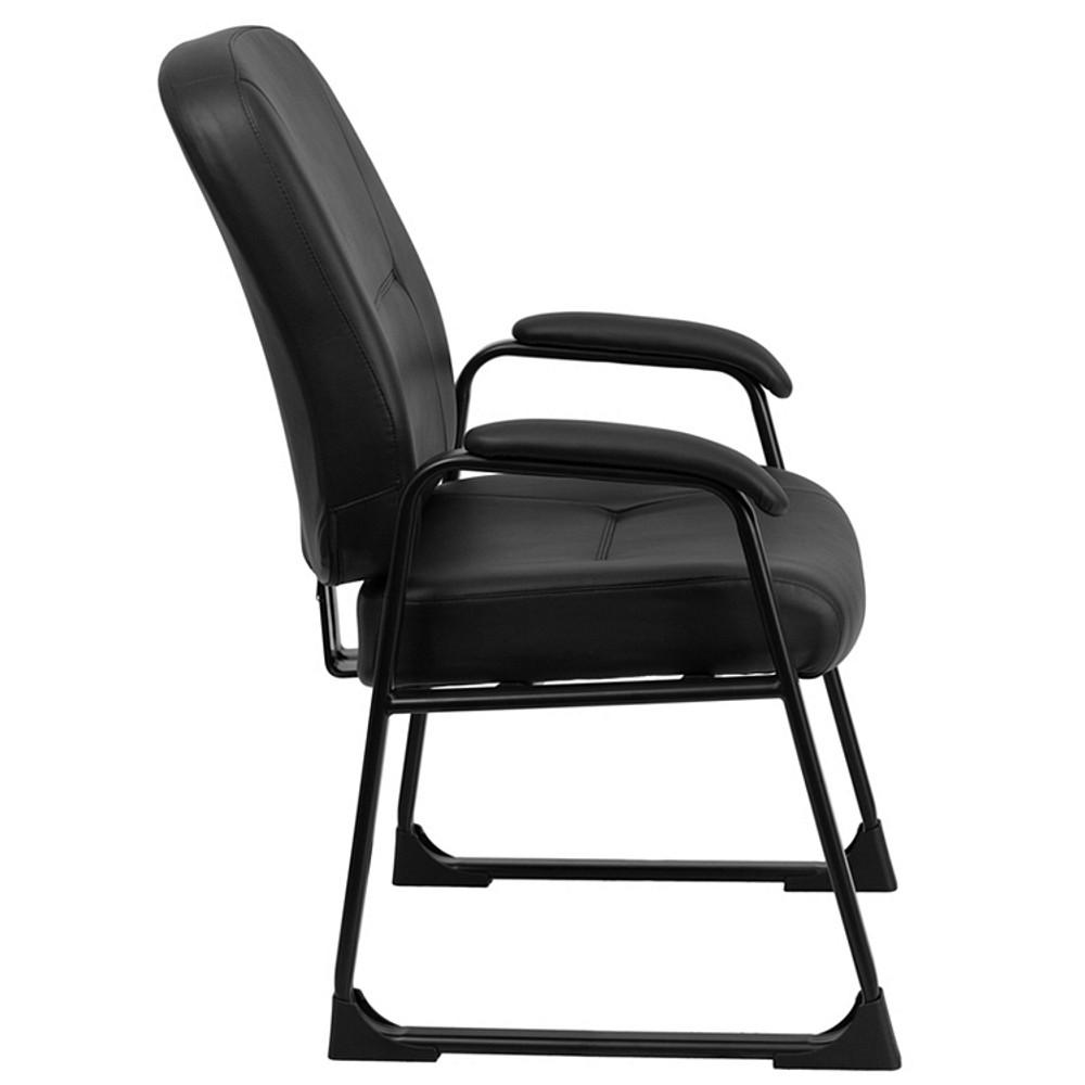 flash furniture hercules series big tall 400 lb rated black