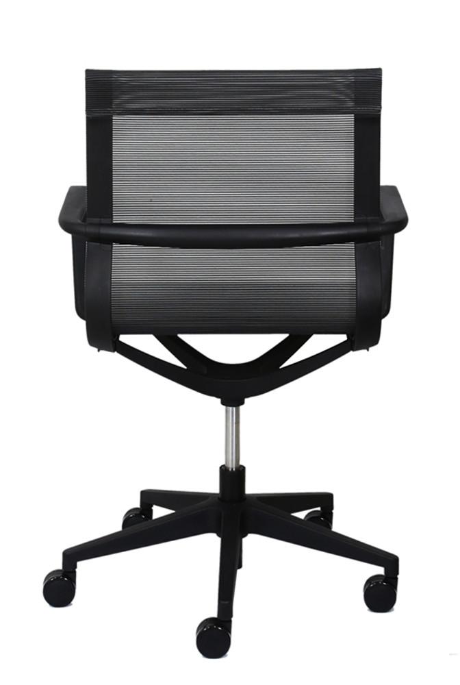 setu office chair. Eurotech Kinetic Eames Setu Style Office Chair In Black Mesh