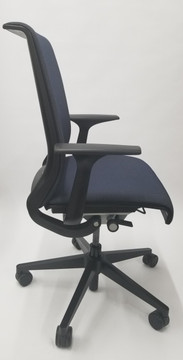 Bulk Lot 100 Steelcase Think Chairs Fabric Fully Adjustable Model