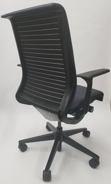 Steelcase Think Chairs Fabric Fully Adjustable Model