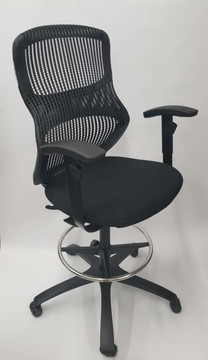 Knoll Generation Stool Chair Basic Task Chair Model