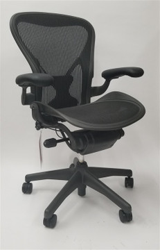 Herman Miller Aeron Chair Size B Or C Basic Model With
