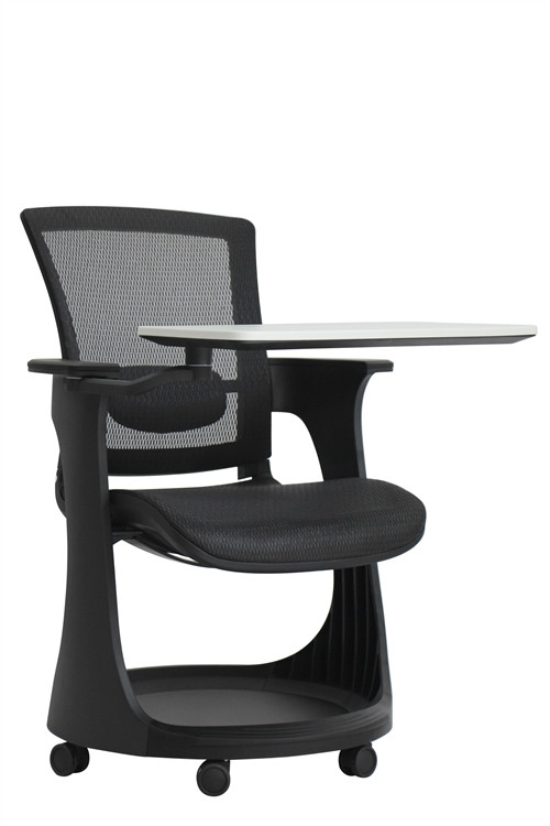 Eurotech Eduskate Task Chair in Black Mesh Black Frame Node Chair Style