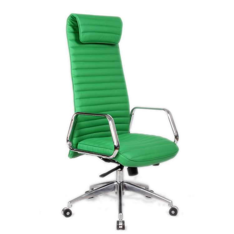 Fine Mod Ox Office Chair High Back, Green