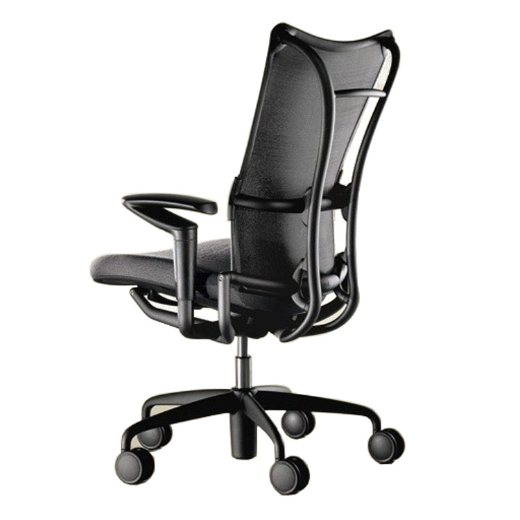 Allsteel #19 Office Chair in Black