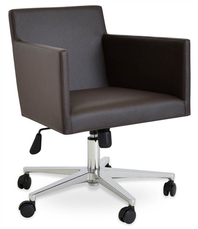 Soho Concept Harput Office Chair in Leatherette