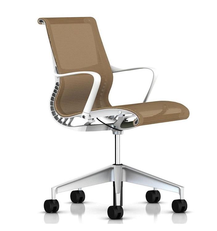 Herman Miller Setu Chair Mango