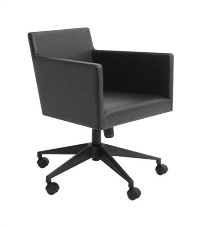Soho Concept Harput Office Chair in Leather
