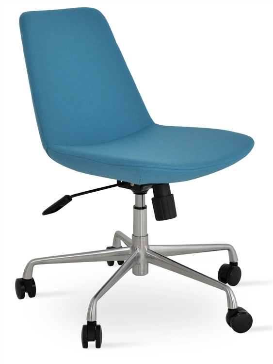 Soho Concept Eiffel Office Chair in Wool