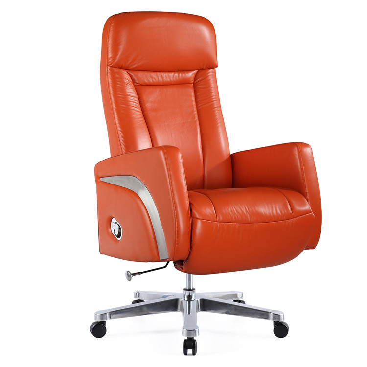 Fine Mod Mason Executive Office Chair Recliner