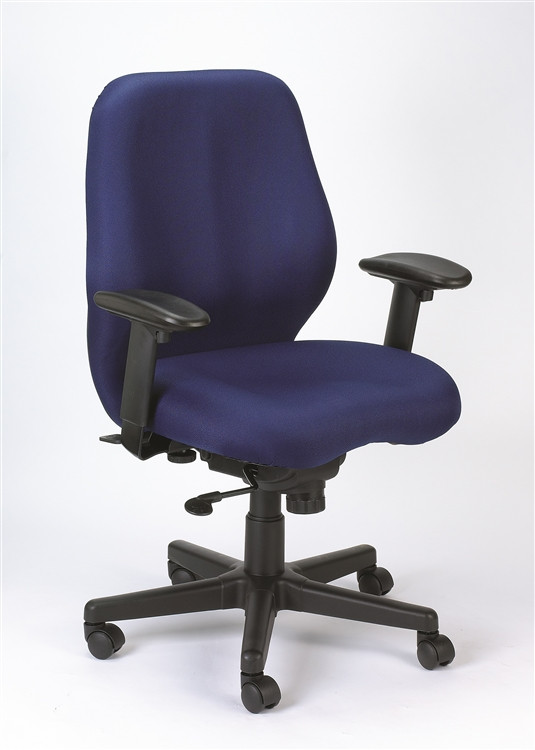 Eurotech Aviator Task Chair in Navy
