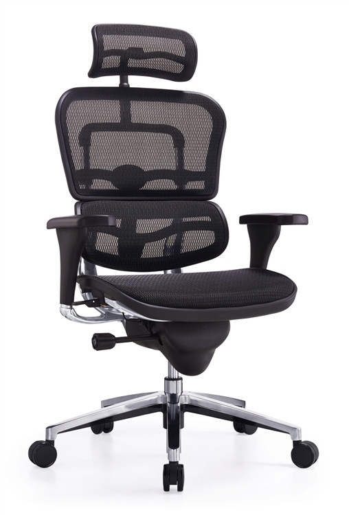 Bulk Lot 12 Lemoderno Ergospine Task Chair in Black