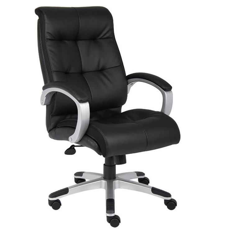 Boss Double Plush High Back Executive Chair B8771S-BK