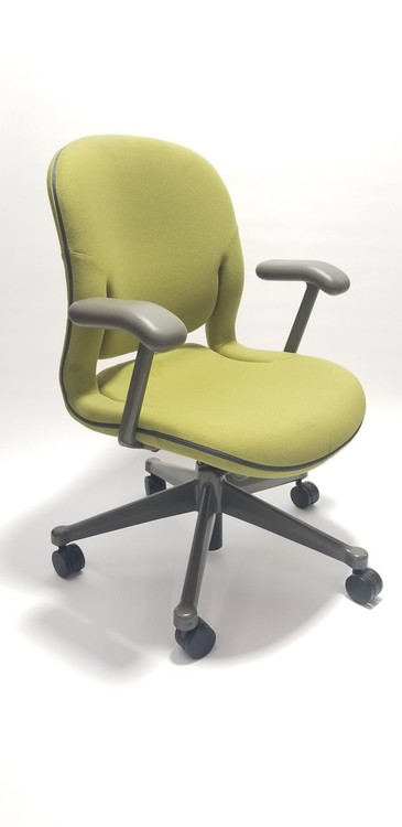 Herman Miller Equa Chair Lime Fabric