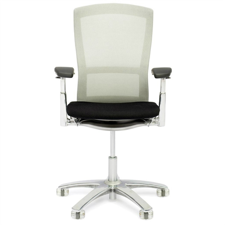 Knoll Life Chair Fully Adjustable Model White Mesh