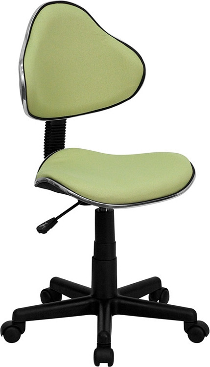 Flash Furniture Avocado Fabric Ergonomic Swivel Task Chair