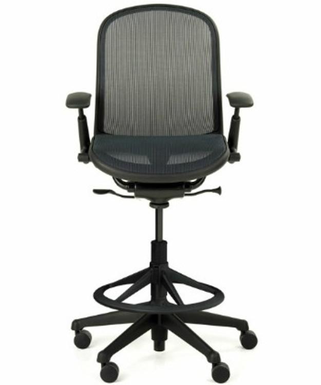 Knoll Chadwick Chair Drafting Stool