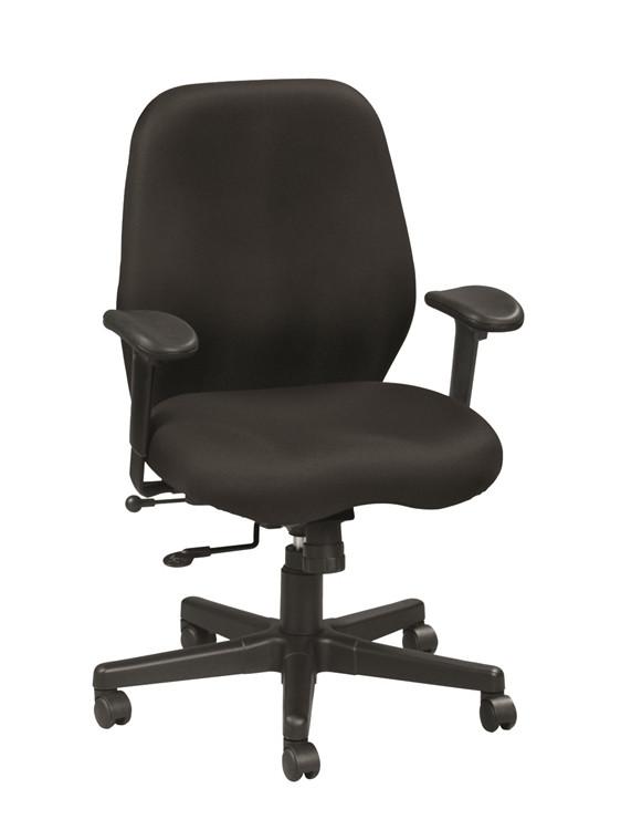 Eurotech Aviator Task Chair in Black
