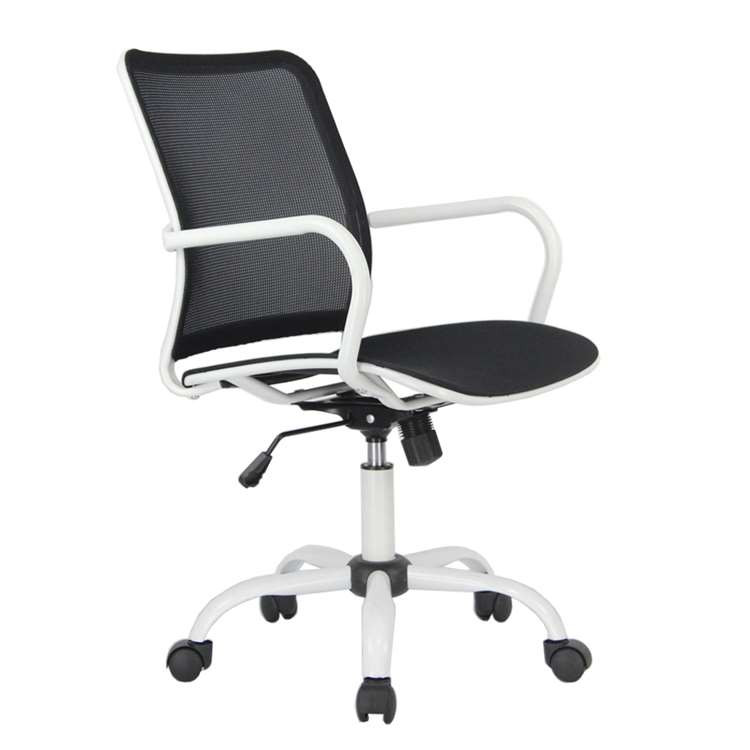 Fine Mod Spare Office Chair, Black