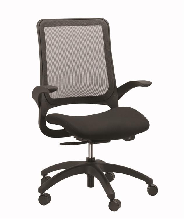 Eurotech Hawk Office Chair in Black
