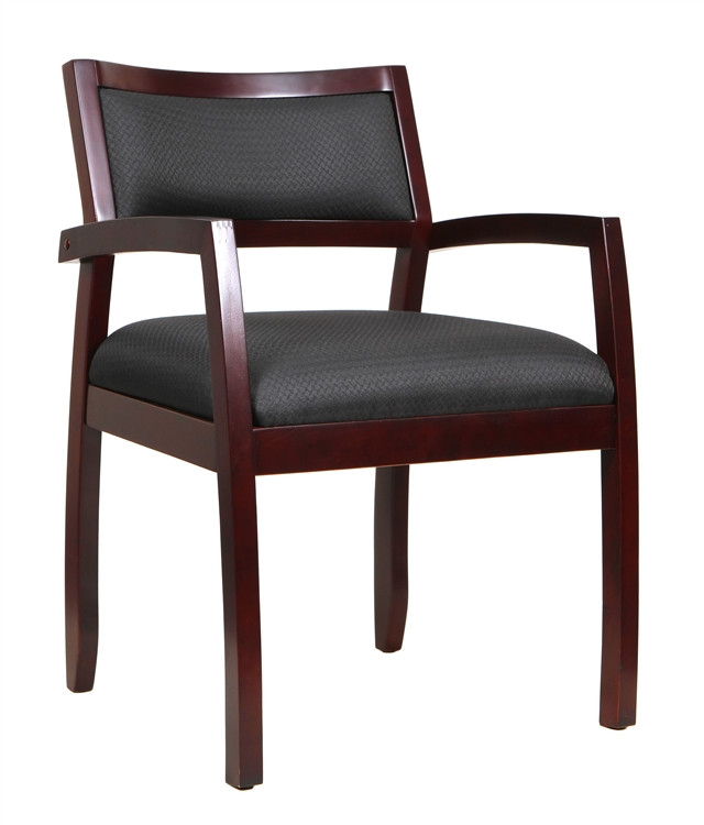 Eurotech Cypress Side Chair in Mahogany