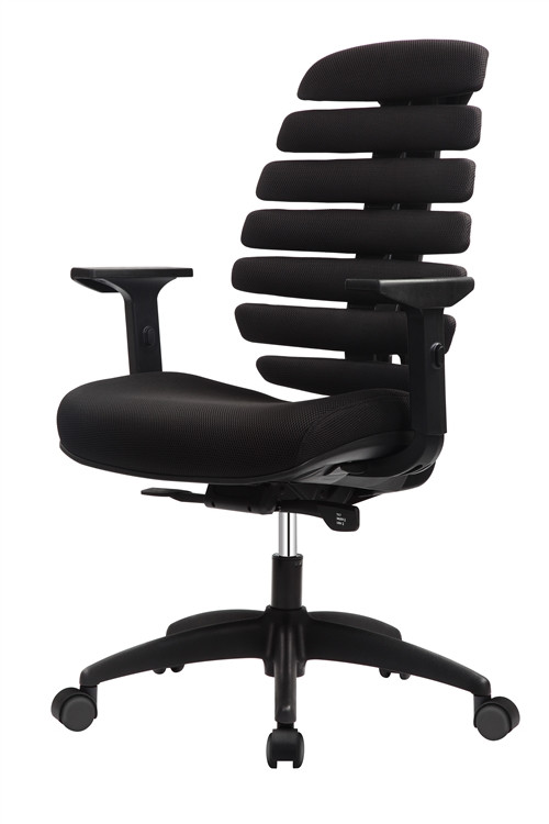 Eurotech fx2 Open Back Office Chair in Black