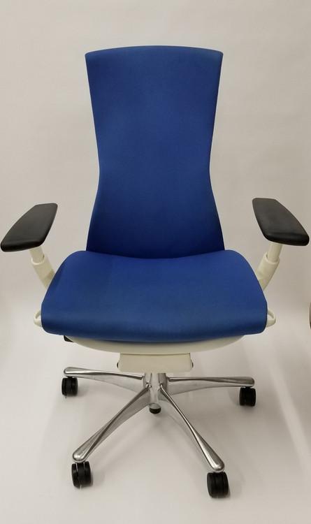 Herman Miller Embody Chair in Navy