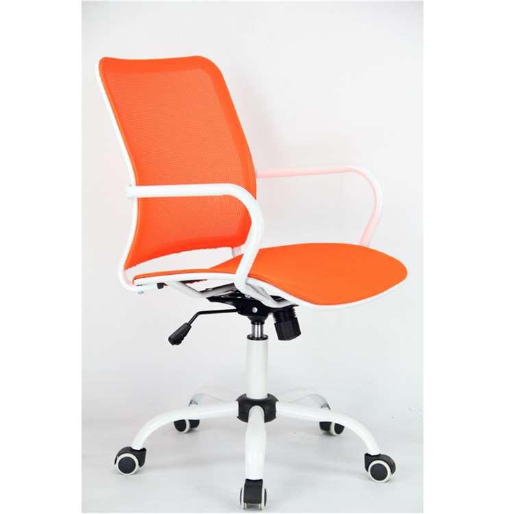 Fine Mod Spare Office Chair, Orange
